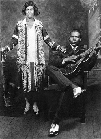 Joe McCoy and Memphis Minnie